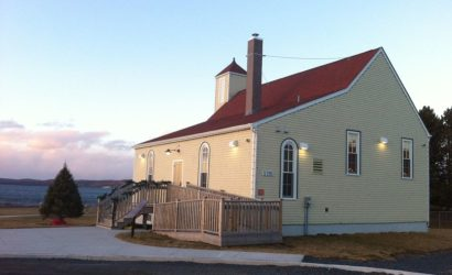 Africville Church NS
